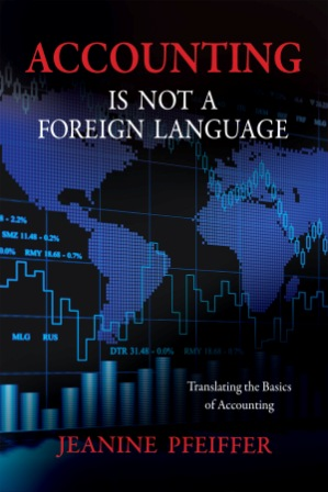 Accounting is Not a Foreign Language book